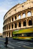 El coliseo de Roma Imagen de archivo libre de regalías