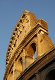 El coliseo en Roma Imagen de archivo