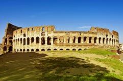 El coliseo en Roma, Italia Imagenes de archivo