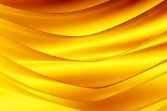 El color amarillo y anaranjado entona el cuadro macro Fotos de archivo
