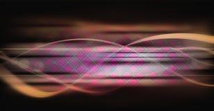 El color de rosa ajusta el fondo abstracto Fotografía de archivo libre de regalías