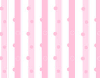 El color de rosa raya el fondo Fotografía de archivo libre de regalías