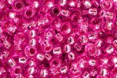 El color de rosa rebordea el fondo Foto de archivo libre de regalías