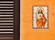 El color de San Juan Puerto Rico Imágenes de archivo libres de regalías