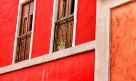 El color de San Juan Puerto Rico Fotos de archivo