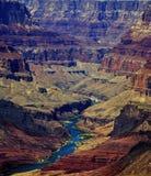 El Colorado Foto de archivo libre de regalías