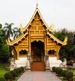El colorido del arte en el prasingh del wat, el AMI chaing, tailand Imagen de archivo libre de regalías