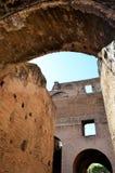El Colosseum en Roma foto de archivo libre de regalías