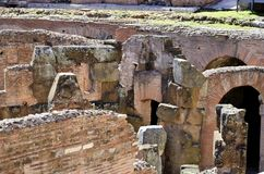 El Colosseum en Roma imágenes de archivo libres de regalías