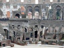 El Colosseum en Roma Fotografía de archivo