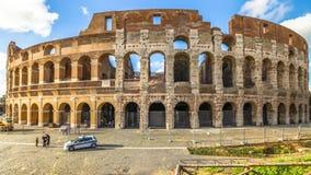 El Colosseum en Roma metrajes