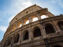 El Colosseum en Roma Foto de archivo