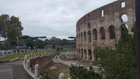 El Colosseum en Roma, Italia Fotos de archivo