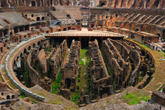 El Colosseum en Roma Italia Foto de archivo