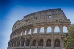 El Colosseum en Roma, Italia Fotos de archivo libres de regalías