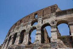 El Colosseum en Roma, Italia Imagenes de archivo