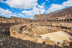 El Colosseum en Roma, Italia Fotografía de archivo libre de regalías