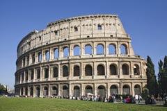 El Colosseum, la señal famosa del mundo en Roma Imagenes de archivo