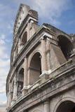 El Colosseum o el coliseo romano Foto de archivo libre de regalías