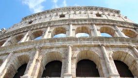 El Colosseum, Roma, Italia almacen de video