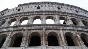 El colosseum romano metrajes