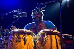 EL Comite, Kuba Kriol Jazz Festival stockfotografie