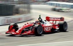 El competir con de coche Fotos de archivo