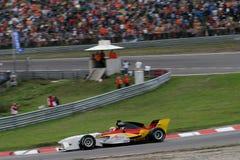 El competir con de coche (GP A1) Imagenes de archivo