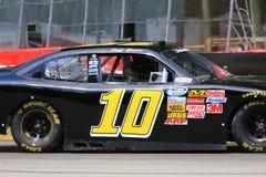 El competir con de NASCAR Toyota Imagen de archivo