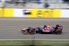 El competir con de Red Bull Fotos de archivo