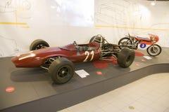 El competir con técnico del _de Brno del museo Foto de archivo