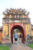 El complejo de Hue Monuments en Vietnam Imágenes de archivo libres de regalías