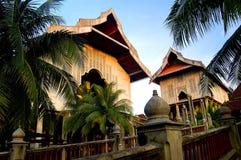 El complejo del museo del estado de Terengganu fotografía de archivo libre de regalías