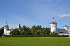 El complejo del museo Tobolsk Foto de archivo libre de regalías