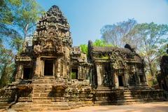 El complejo del templo de Angkor Foto de archivo libre de regalías