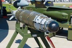 El comunes dirigen la municiones JDAM, GBU-54 del ataque Foto de archivo libre de regalías