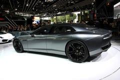 El concepto de Lamborghini Estoque Fotos de archivo libres de regalías