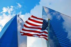 El concepto de patriotismo imagen de archivo
