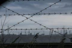 El concepto de prisión Imágenes de archivo libres de regalías