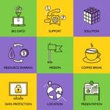 El concepto del negocio Imagen de archivo