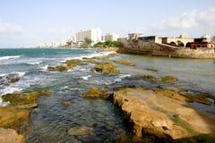 El Condado和圣Gerà ³ nimo堡垒II 库存图片