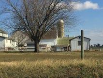 El condado de Lancaster Pennsylvania Foto de archivo