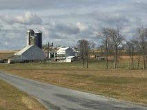El condado de Lancaster Pennsylvania Fotografía de archivo