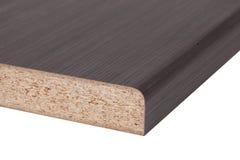 El conglomerado laminado del tablero de madera aglomerada se utiliza en los muebles ind Foto de archivo