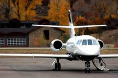 El conjunto de jet va Imagen de archivo