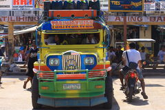 El conseguir alrededor de las Filipinas Imagenes de archivo