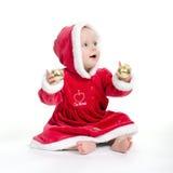 El conseguir listo para la Navidad Imagen de archivo