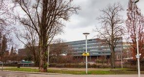 El Consejo del Condado del departamento francés Bas-Rhin foto de archivo libre de regalías