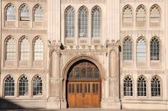 El consistorio en la ciudad de Londres Imagenes de archivo