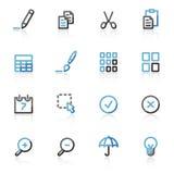 El contorno publica iconos del Web